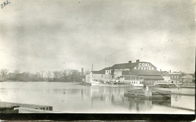 Belleville Coal Dock