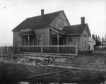 Lucy Maud Montgomery's birthplace, ca.1880's,  Clifton, P.E.I.