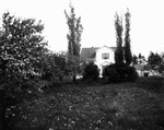 View of Uncle John MacNeill's home, ca.1900.  Cavendish, P.E.I.