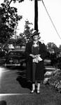 Lucy Maud Montgomery ca. late 1930's - 40, Toronto, ON.