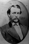 Hugh John Montgomery - Lucy Maud Montgomery's father, ca.1870's.
