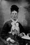 Clara MacNeill - Lucy Maud Montgomery's mother, ca.1870's.