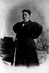 Mrs. Estey, ca. 1895.  Bideford, P.E.I.