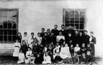 Cavendish school children, ca.1891.  Cavendish, P.E.I.