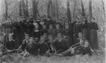 Class at Prince of Wales College, 1893-94,  Charlottetown, P.E.I.