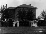 St. Paul's (Presbyterian) Bible Class.  The Manse, Prince Albert, N.W.T., 31st July 1891.