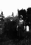 Stella Campbell & Life Howatt, n.d. (c. 1924?).  Park Corner, P.E.I.