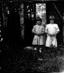 Maud & Georgie Campbell.  Park Corner, P.E.I.
