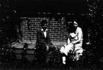 Nora Campbell & Ned Campbell, ca.1920?  P.E.I.