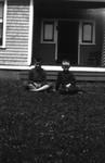 Chester & Ian Stirling, ca.1921.  Park Corner, P.E.I.