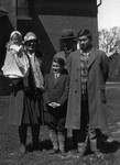 The Macdonalds, ca.1925 (?).  Leaskdale, ON.