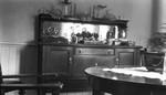 Dining room of Leaskdale Manse