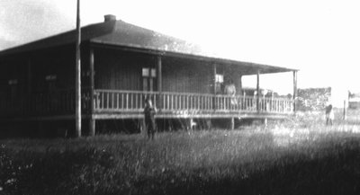 Mr. and Mrs. Mutch's summer home, Cavendish, P.E.I.
