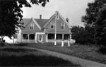 Aunt Christie Montgomery's Home, ca.1915.  P.E.I.