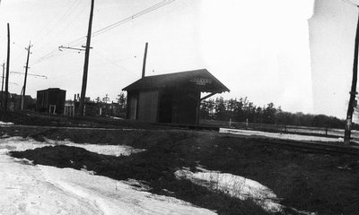 Radial Station, Norval, ON.