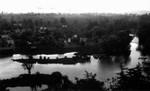 Aerial view of Glen Williams, Glen Williams, ON.