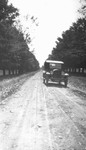 Automobile on Scott Township Road.