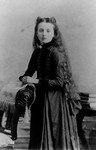 Lucy Maud Montgomery, age 14.