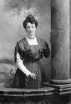 Lucy Maud Montgomery age 33, 1907.