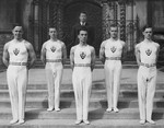 University of Toronto Gymnastic Team, Stuart Macdonald, 1937-38.