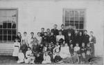 Cavendish School, 1892.