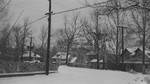 Street in winter, Toronto, Ont., ca.1946.