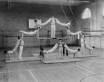 Gymnastic Team, St. Andrew's College, Stuart Macdonald.