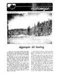 Nastawgan (Richmond Hill, ON: Wilderness Canoe Association), Winter 1982