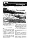 Nastawgan (Richmond Hill, ON: Wilderness Canoe Association), Fall 1983