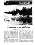 Nastawgan (Richmond Hill, ON: Wilderness Canoe Association), Fall 1984