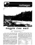 Nastawgan (Richmond Hill, ON: Wilderness Canoe Association), Spring 1986