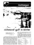Nastawgan (Richmond Hill, ON: Wilderness Canoe Association), Winter 1987