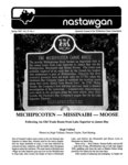 Nastawgan (Richmond Hill, ON: Wilderness Canoe Association), Spring 1992