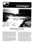 Nastawgan (Richmond Hill, ON: Wilderness Canoe Association), Fall 1994