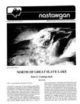 Nastawgan (Richmond Hill, ON: Wilderness Canoe Association), Summer 1995