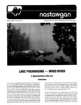 Nastawgan (Richmond Hill, ON: Wilderness Canoe Association), Spring 1998