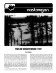 Nastawgan (Richmond Hill, ON: Wilderness Canoe Association), Fall 1998
