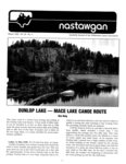 Nastawgan (Richmond Hill, ON: Wilderness Canoe Association), Winter 1999