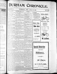 Durham Chronicle (1867), 20 Jul 1899