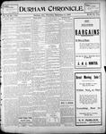 Durham Chronicle (1867), 6 Sep 1900