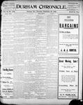 Durham Chronicle (1867), 20 Sep 1900