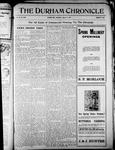 Durham Chronicle (1867), 27 Mar 1913