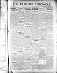 Durham Chronicle (1867), 27 Mar 1924