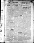 Durham Chronicle (1867), 22 May 1924
