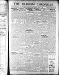 Durham Chronicle (1867), 14 Aug 1924