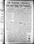 Durham Chronicle (1867), 21 Aug 1924