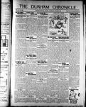 Durham Chronicle (1867), 6 Aug 1925