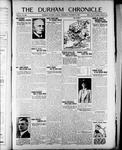 Durham Chronicle (1867), 28 Oct 1926