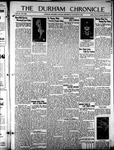 Durham Chronicle (1867), 23 Jan 1930