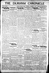 Durham Chronicle (1867), 22 Nov 1923